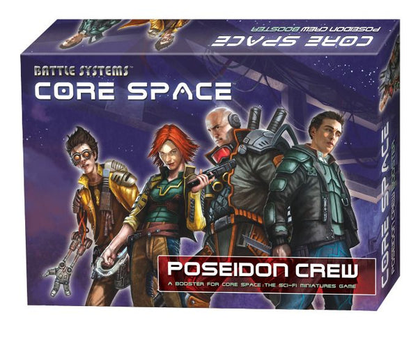 Core Space: Poseidon Crew (Import)