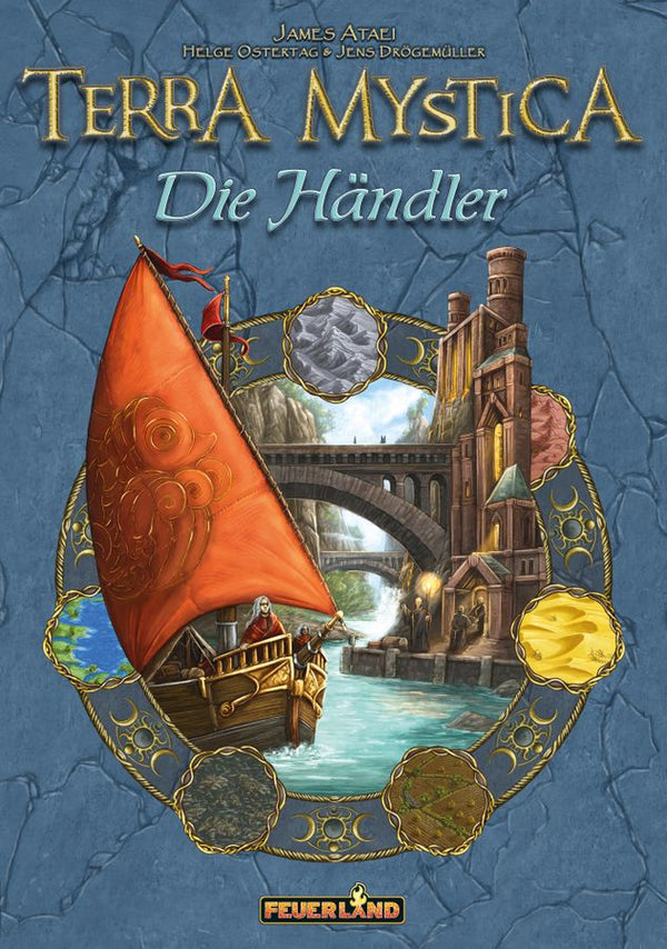 Terra Mystica: Die Händler (aka Terra Mystica: Merchants of the Seas) (German Import)
