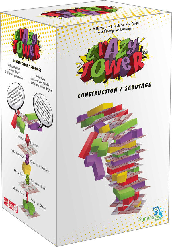 Crazy Tower: Construction / Sabotage