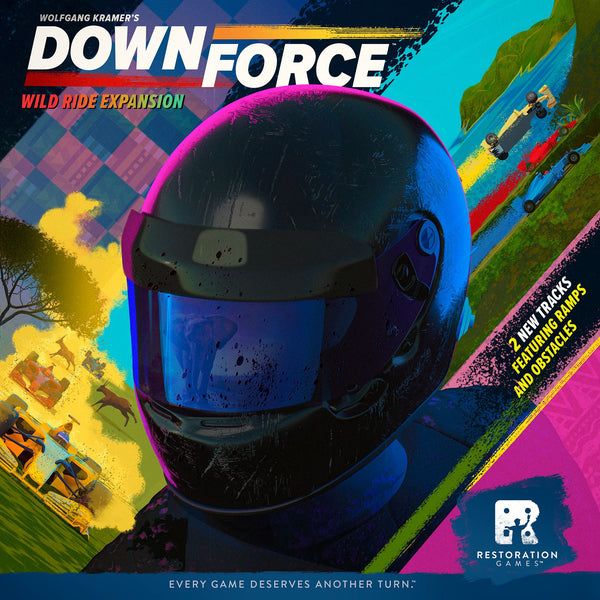 Downforce: Wild Ride *PRE-ORDER*