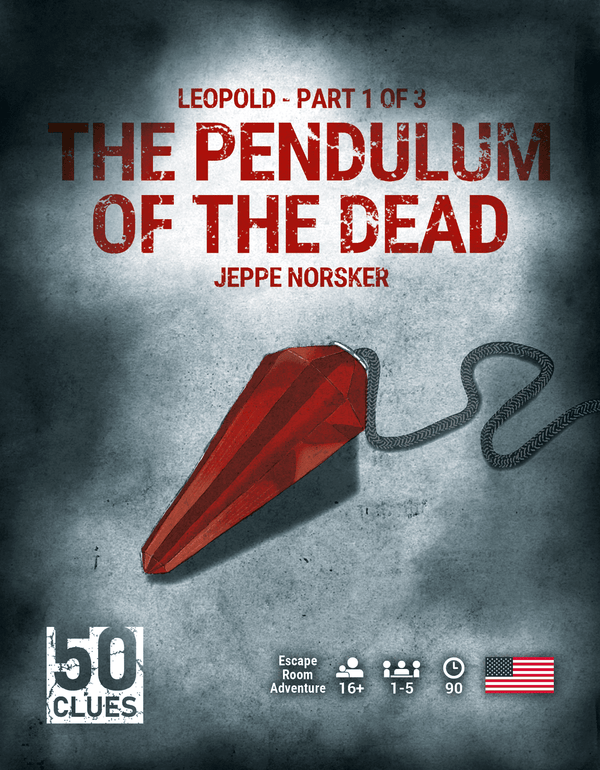 50 Clues: The Pendulum of the Dead *PRE-ORDER*