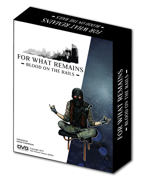 For What Remains: Blood on the Rails