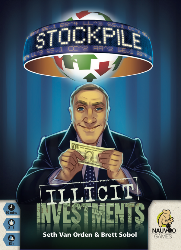 Stockpile: Illicit Investments (Includes KS Promo)