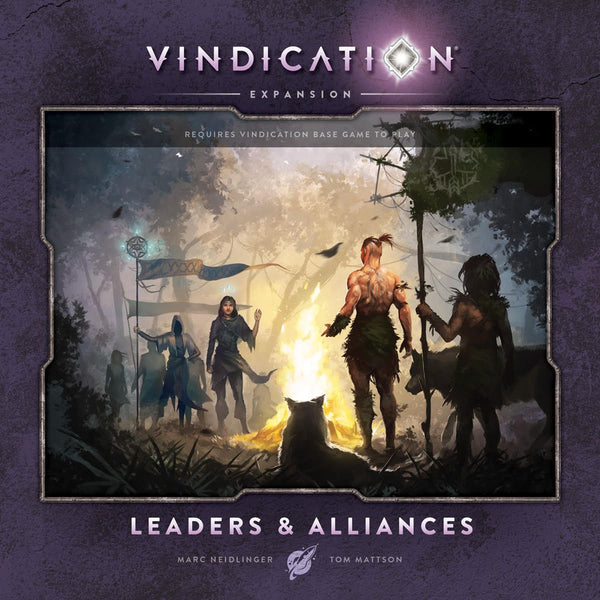 Vindication: Leaders & Alliances (Includes Metal Threshold Medallions)