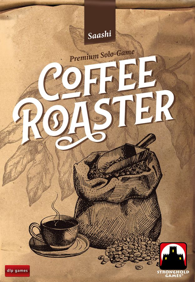 Coffee Roaster (Stronghold Games Edition)
