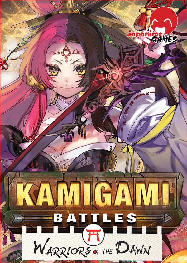 Kamigami Battles: Warriors of the Dawn