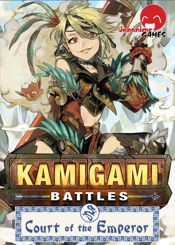 Kamigami Battles: Court of the Emperor