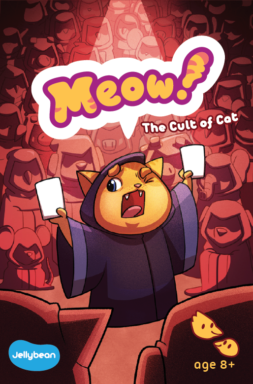 Meow: The Cult of Cat