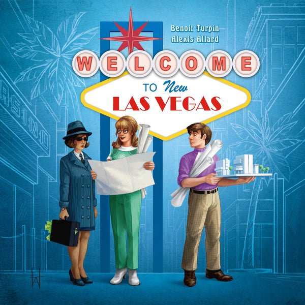 Welcome To...: New Las Vegas
