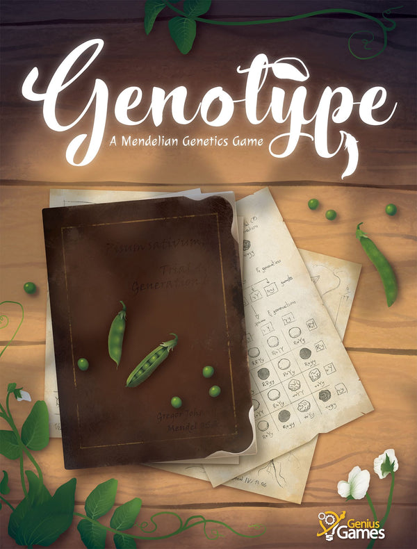 Genotype: A Mendelian Genetics Game (Collector's Edition)