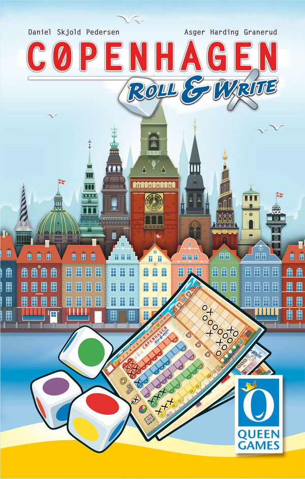 Copenhagen: Roll & Write