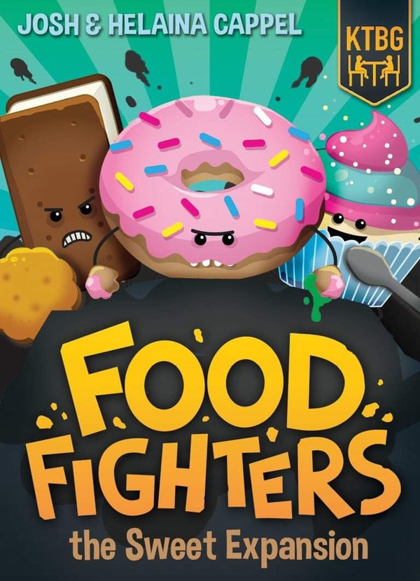 Foodfighters: The Sweet Expansion