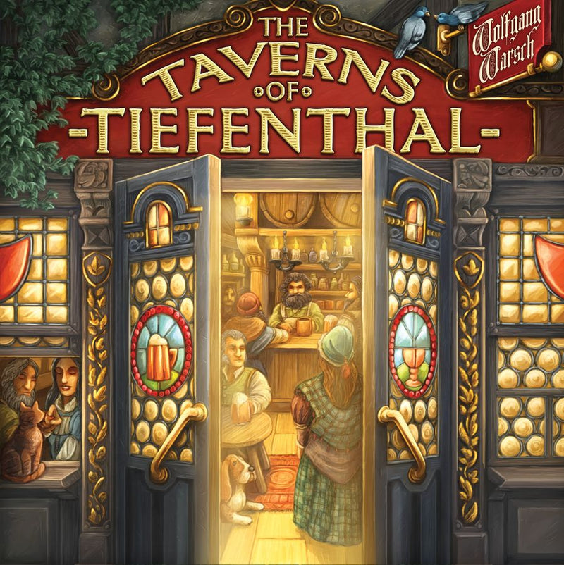The Taverns of Tiefenthal (North Star Games English Edition)