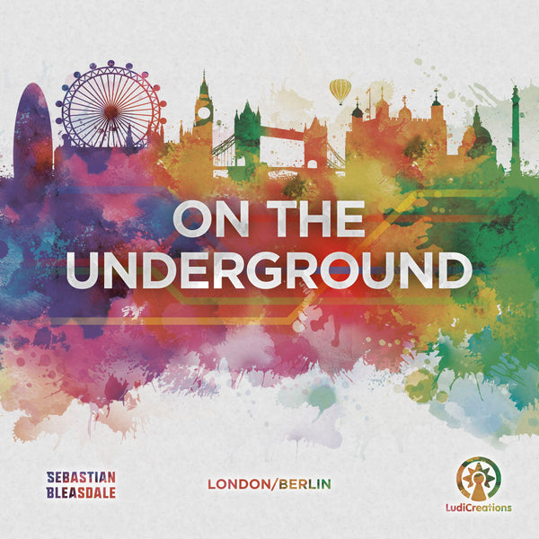 On the Underground: London/Berlin (STANDARD Edition) *PRE-ORDER*