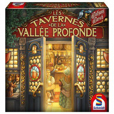 Les Tavernes de la Vallée Profonde (aka The Taverns of Tiefenthal French Edition)