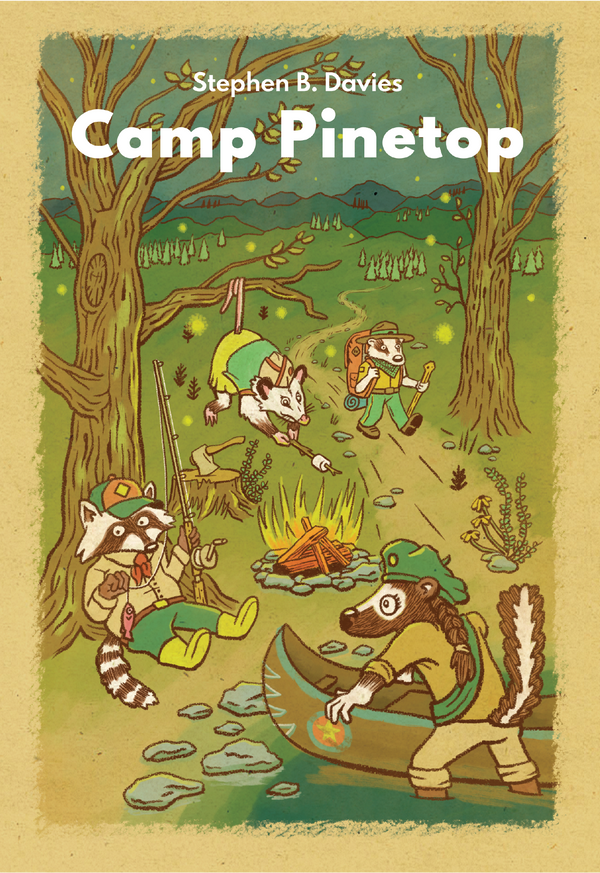 Camp Pinetop Bundle (Kickstarter Edition)