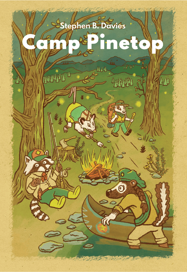 Camp Pinetop (Base Game)