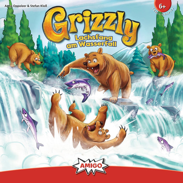Grizzly (German Import)