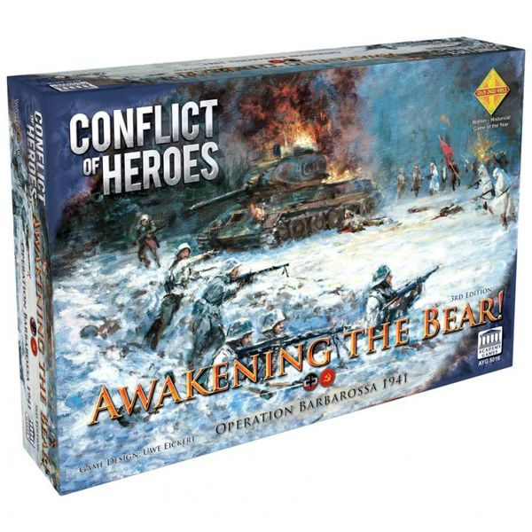 Conflict of Heroes: Awakening the Bear (Third edition)