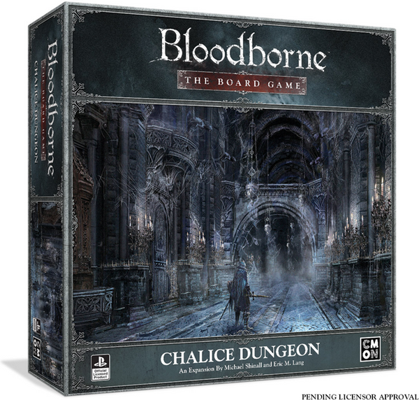 Bloodborne: The Board Game – Chalice Dungeon *PRE-ORDER*