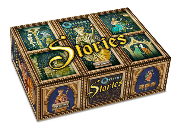 Orléans Stories (Import)