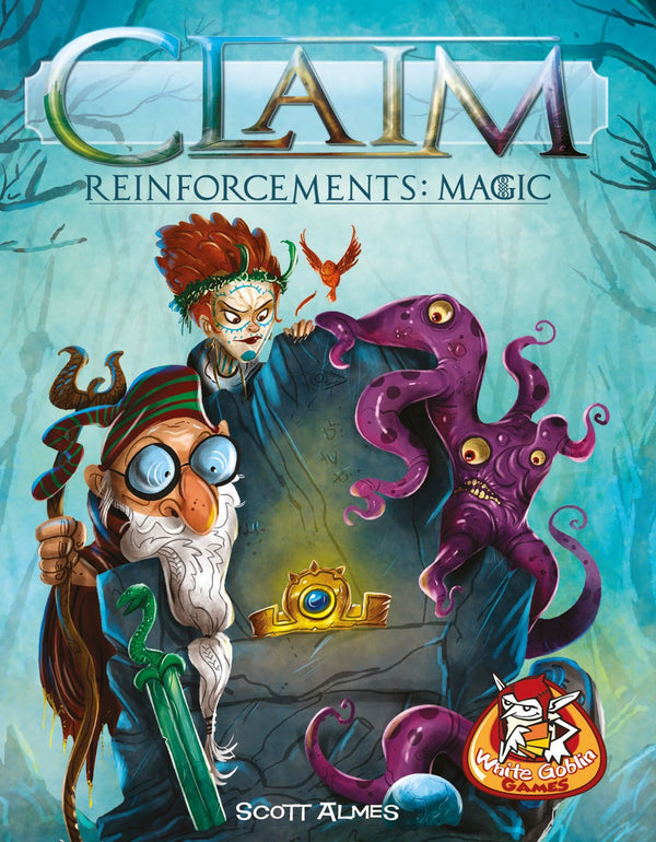 Claim: Reinforcements – Magic (Import)