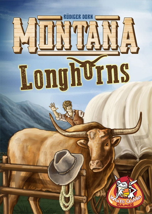 Montana: Longhorns (Import)