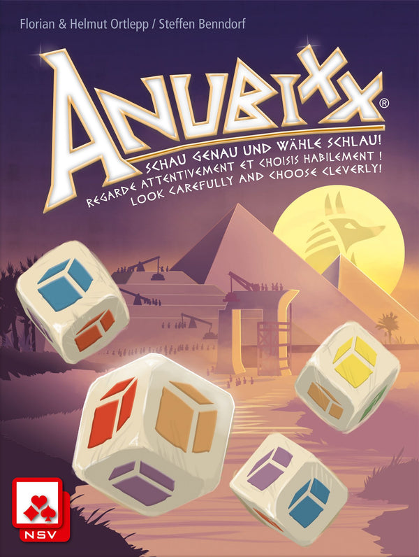 Anubixx (German Import)