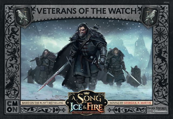 A Song of Ice & Fire: Tabletop Miniatures Game – Veterans of the Watch