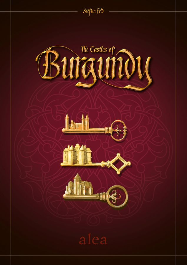 The Castles of Burgundy (2019) (Minor Damage)