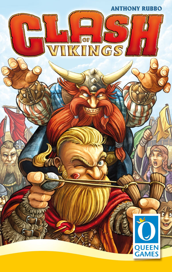 Clash of Vikings *PRE-ORDER*