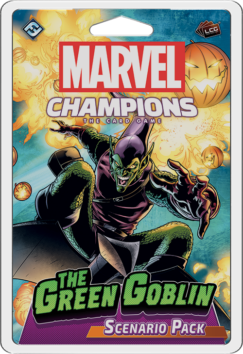 Marvel Champions: The Green Goblin Scenario Pack *PRE-ORDER*