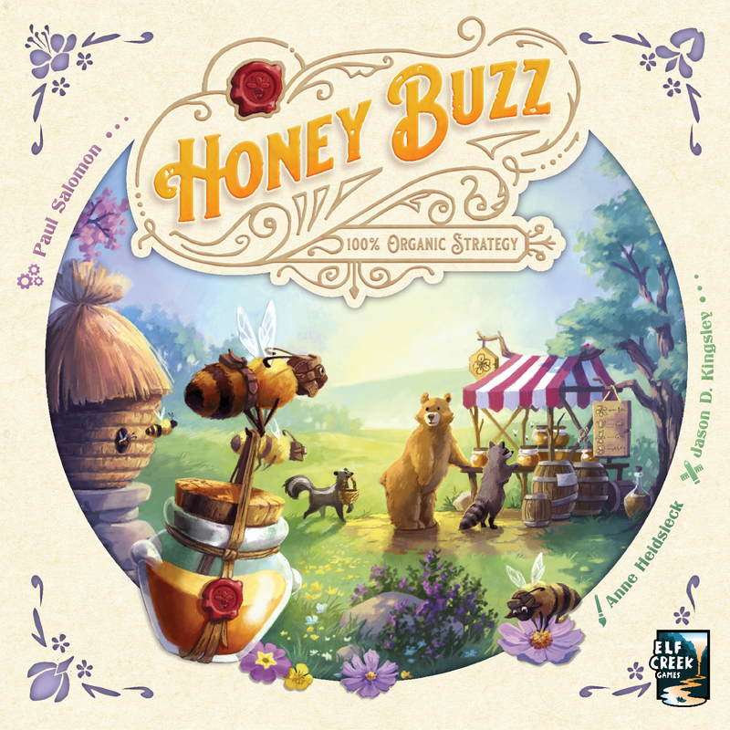 Honey Buzz *PRE-ORDER*