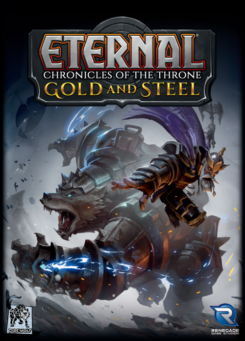 Eternal: Chronicles of the Throne – Gold and Steel