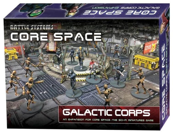 Core Space: Galactic Corps