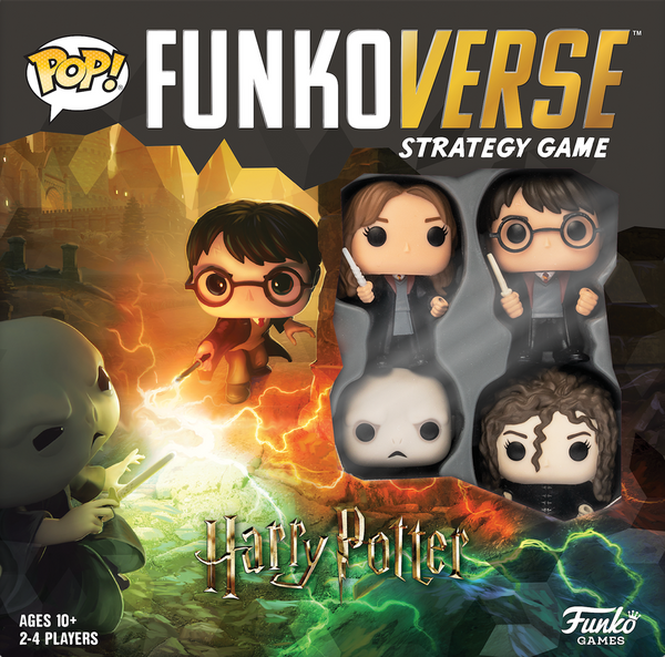 Funkoverse Strategy Game: Harry Potter 100