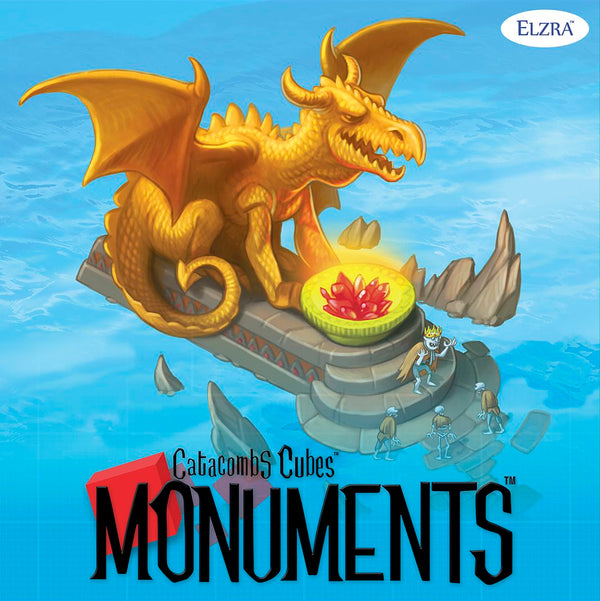 Catacombs Cubes: Monuments