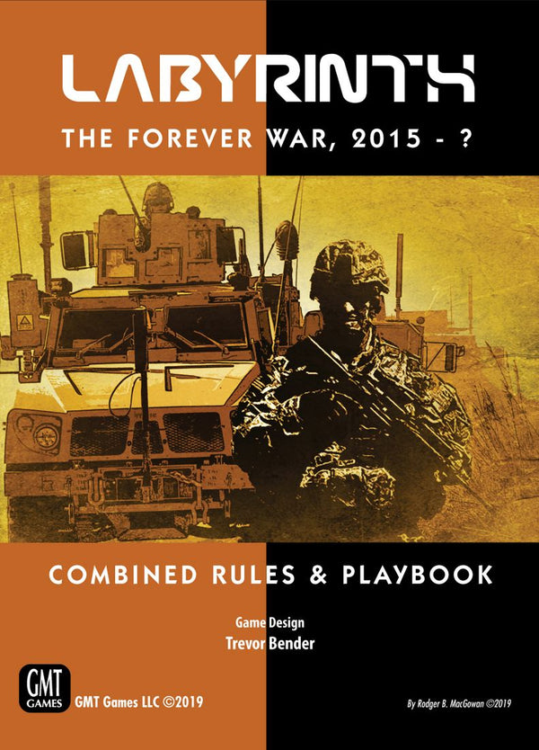 Labyrinth: The Forever War, 2015-?