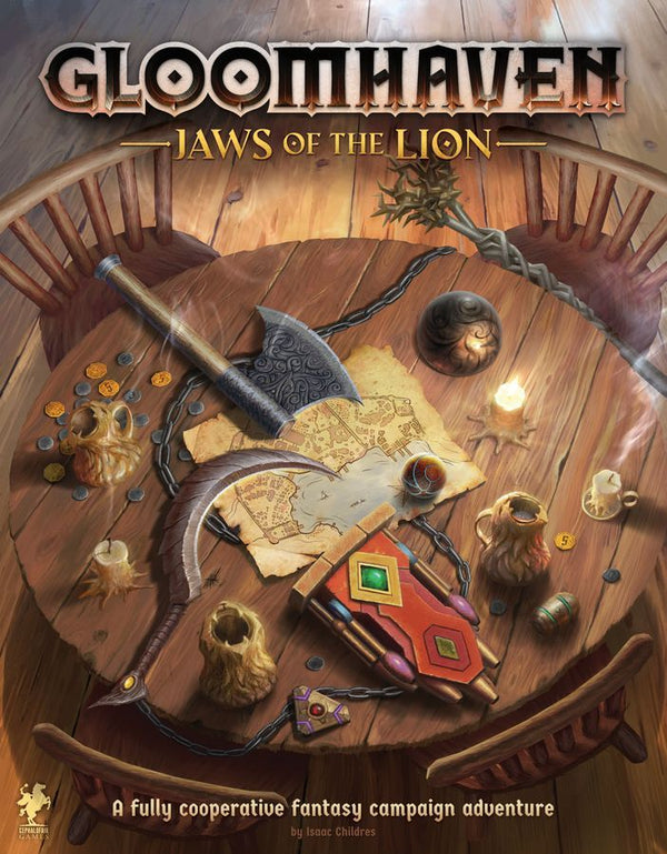 Gloomhaven: Jaws of the Lion *PRE-ORDER*