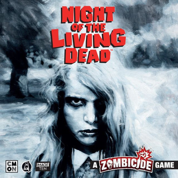 Night of the Living Dead: A Zombicide Game *PRE-ORDER*