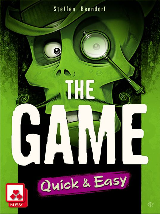 The Game: Quick & Easy (German Import)