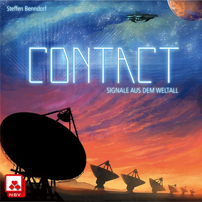 Contact (German Import)