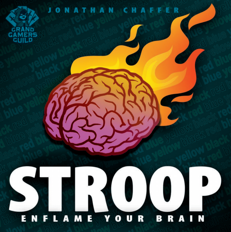 Stroop (New Edition)