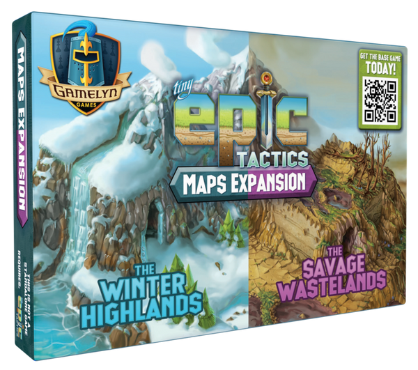 Tiny Epic Tactics: Maps Expansion