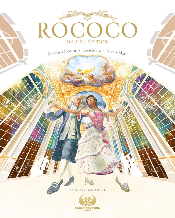 Rococo: Deluxe+ Edition (Plus Edition without Coins) *PRE-ORDER*