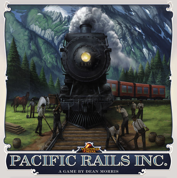 Pacific Rails Inc. (Deluxe Edition)