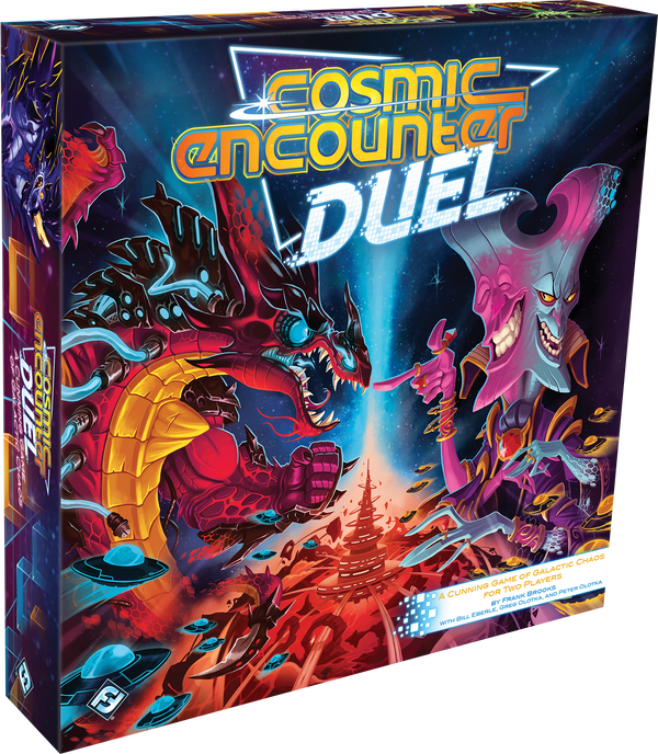 Cosmic Encounter Duel *PRE-ORDER*