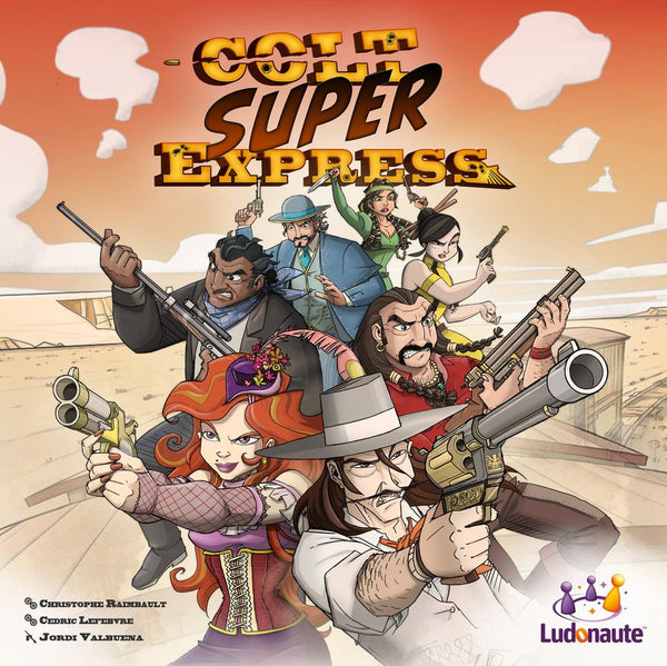 Colt Super Express (English Edition)