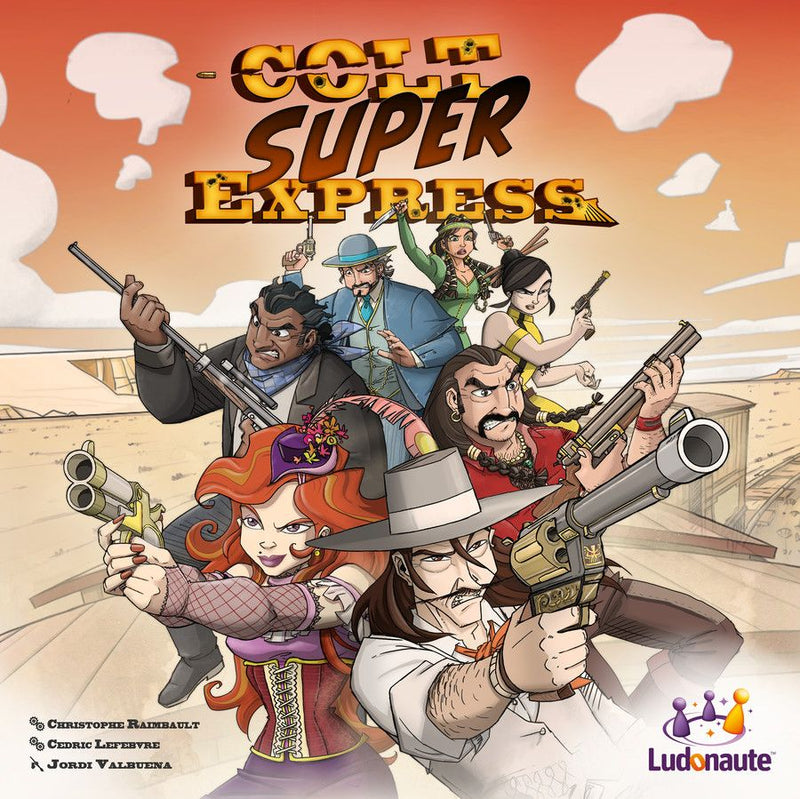 Colt Super Express (French Import)