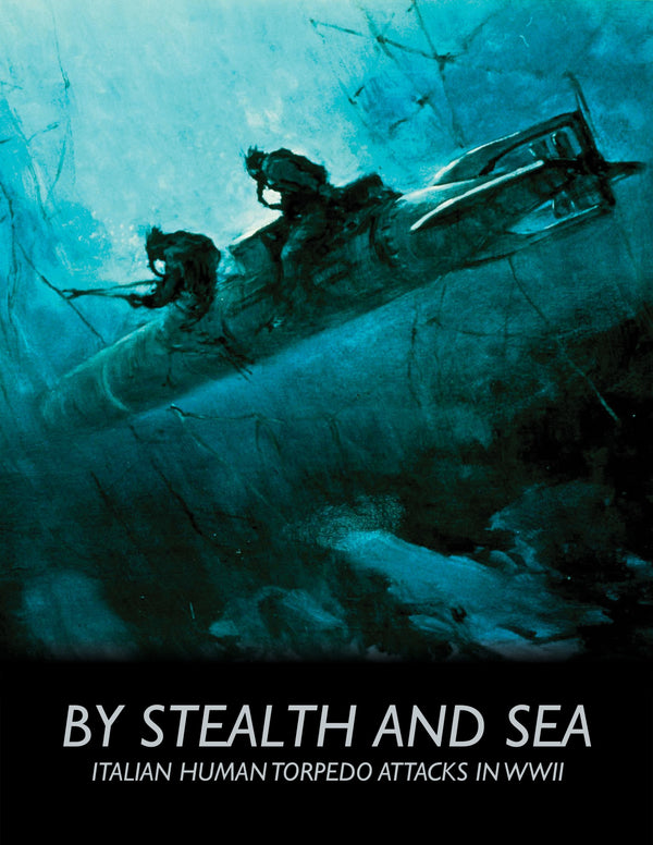 By Stealth and Sea *PRE-ORDER*